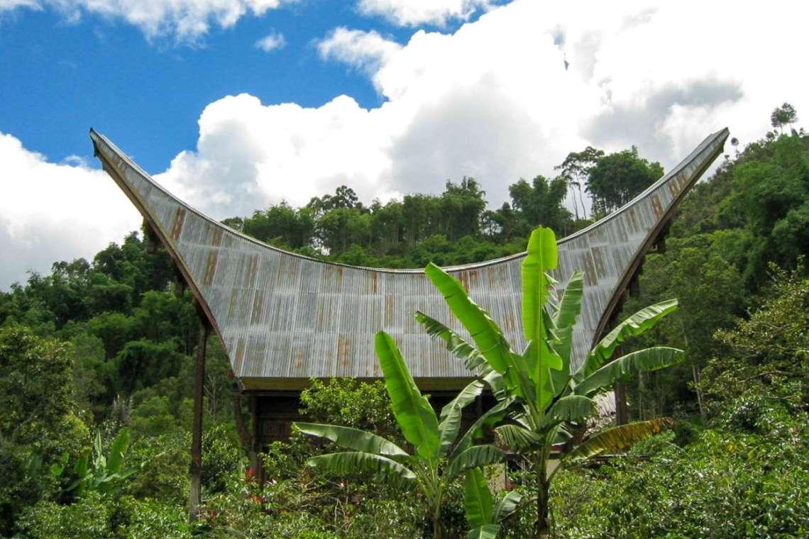 Tongkonan, Toraja